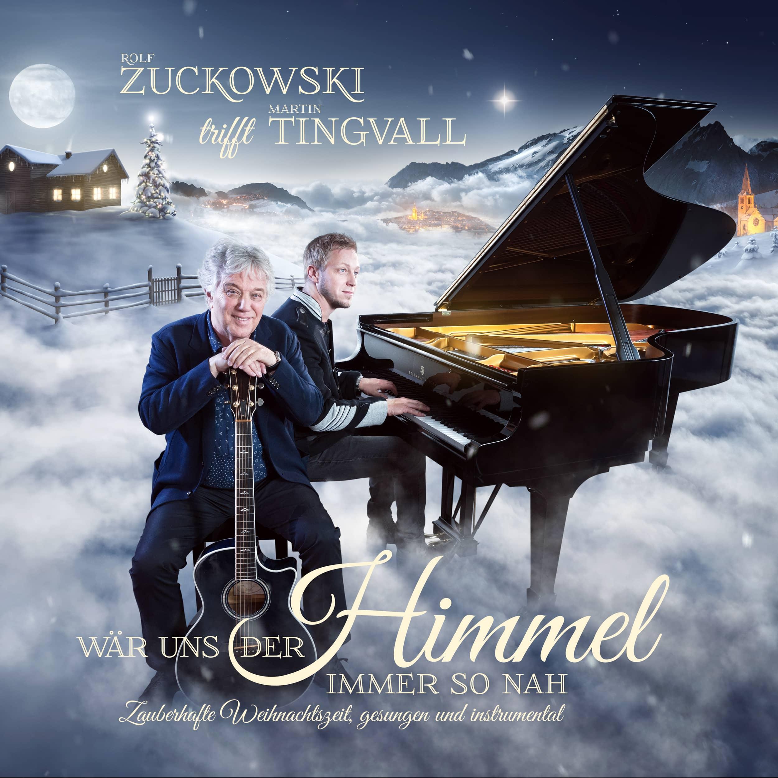 Albumgestaltung für Rolf Zuckowski