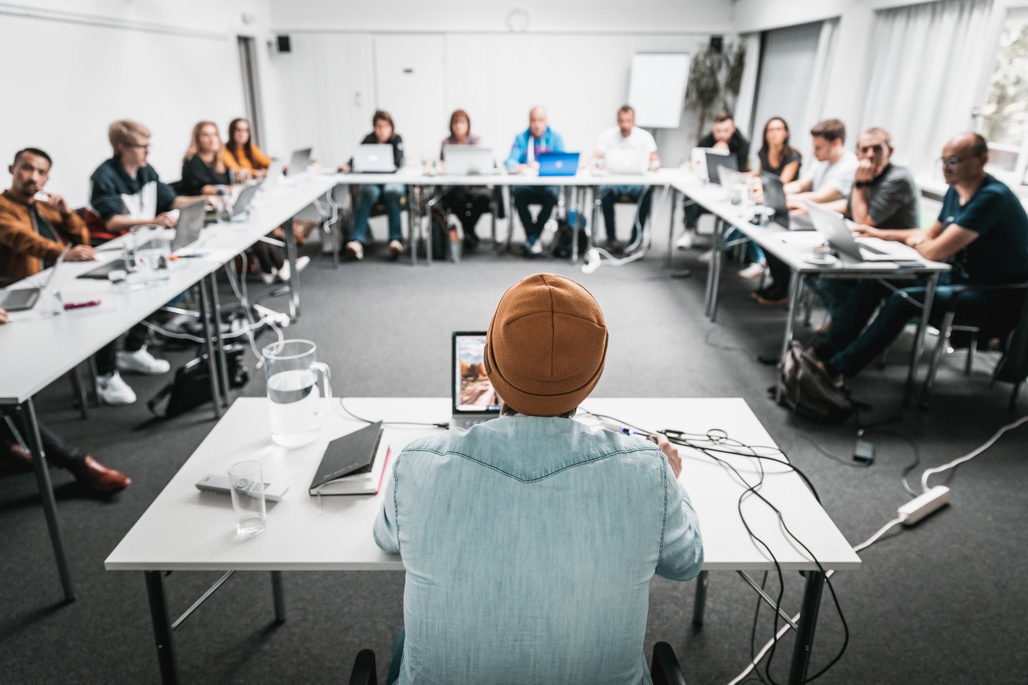 Workshop in Salzburg (Oktober 2019)